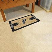 NBA - San Antonio Spurs NBA Court Runner 24x44