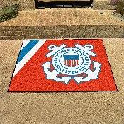 Coast Guard All-Star Mat 33.75x42.5