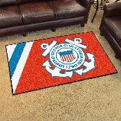 Coast Guard Rug 4'x6'