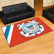 Coast Guard Rug 5'x8'