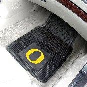 Oregon 2-pc Vinyl Car Mat Set