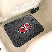 NFL - San Francisco 49ers Utility Mat
