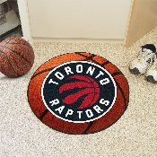 NBA - Toronto Raptors Basketball Mat 27 diameter