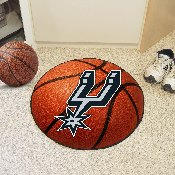 NBA - San Antonio Spurs Basketball Mat 27 diameter