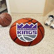 NBA - Sacramento Kings Basketball Mat 27 diameter