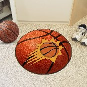 NBA - Phoenix Suns Basketball Mat 27 diameter