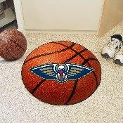 NBA - New Orleans Pelicans Basketball Mat 27 diameter