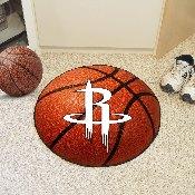 NBA - Houston Rockets Basketball Mat 27 diameter