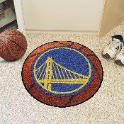 NBA - Golden State Warriors Basketball Mat 27 diameter
