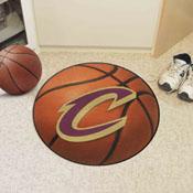 NBA - Cleveland Cavaliers Basketball Mat 27 diameter