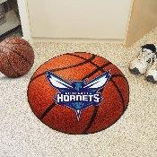 NBA - Charlotte Hornets Basketball Mat 27 diameter
