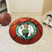 NBA - Boston Celtics Basketball Mat 27 diameter