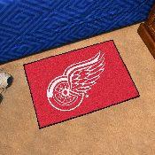 NHL - Detroit Red Wings Starter Mat