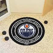 NHL - Edmonton Oilers Puck Mat