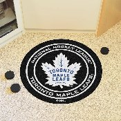 NHL - Toronto Maple Leafs Puck Mat