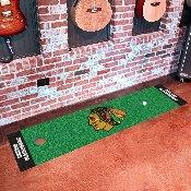 NHL - Chicago Blackhawks Putting Green Mat