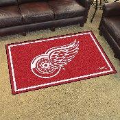 NHL - Detroit Red Wings Rug