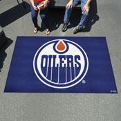 NHL - Edmonton Oilers Ulti-Mat 5'x8'