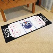 NHL - Edmonton Oilers Rink Runner