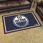 NHL - Edmonton Oilers Rug