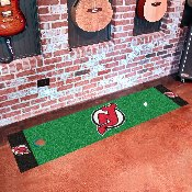 NHL - New Jersey Devils Putting Green Mat