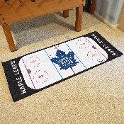 NHL - Toronto Maple Leafs Rink Runner