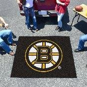 NHL - Boston Bruins Tailgater Rug 5'x6'