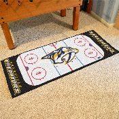 NHL - Nashville Predators Rink Runner