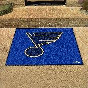 NHL - St. Louis Blues All-Star Mat 33.75x42.5