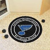 NHL - St. Louis Blues Puck Mat