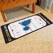 NHL - St. Louis Blues Rink Runner