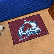 NHL - Colorado Avalanche Starter Mat