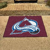 NHL - Colorado Avalanche All-Star Mat 33.75x42.5