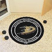 NHL - Anaheim Ducks Puck Mat
