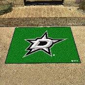 NHL - Dallas Stars All-Star Mat 33.75x42.5
