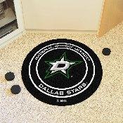 NHL - Dallas Stars Puck Mat