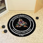 NHL - Arizona Coyotes Puck Mat