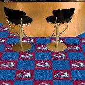 NHL - Colorado Avalanche Team Carpet Tiles