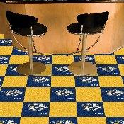 NFL Nashville Predators Team Carpet Tiles