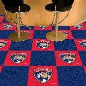 NHL - Florida Panthers Team Carpet Tiles