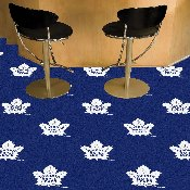 NHL - Toronto Maple Leafs Team Carpet Tiles