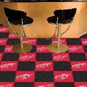 NHL - Detroit Red Wings Team Carpet Tiles