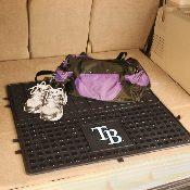 MLB - Tampa Bay Rays Heavy Duty Vinyl Cargo Mat