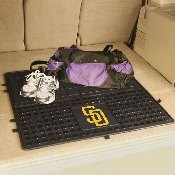 MLB - San Diego Padres Heavy Duty Vinyl Cargo Mat