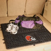 NFL - Cleveland Browns Heavy Duty Vinyl Cargo Mat