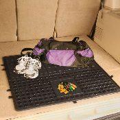 NHL - Chicago Blackhawks Heavy Duty Vinyl Cargo Mat