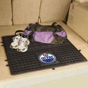 NHL - Edmonton Oilers Heavy Duty Vinyl Cargo Mat
