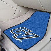 Grand Valley State Carpeted Car Mats 17x27