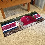 MLB - Los Angeles Angels Baseball Runner 30x72