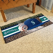 MLB - Seattle Mariners Baseball Runner 30x72